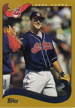 2002 Topps #460 Jim Thome Front