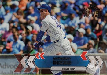 2017 Topps National Baseball Card Day Chicago Cubs