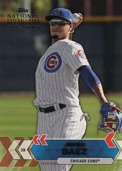 Javier Baez Gallery 2017 The Trading Card Database