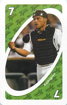 2006 UNO American League 4 Cards DETROIT TIGERS Ivan Rodriguez