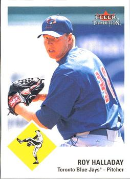 2003 Fleer Tradition #131 Roy Halladay Front