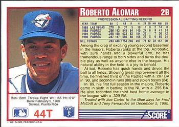 Collection Gallery Sandys Singles Roberto Alomar The Trading