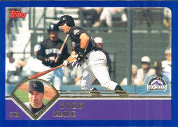 2003 Topps #97 Todd Zeile Front