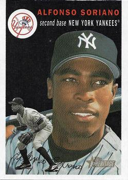 Errors Variations Gallery 2003 Topps Heritage Baseball