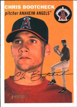 2003 Topps Heritage Baseball Gallery The Trading Card