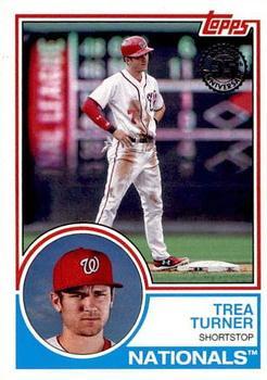 2018 Topps 1983 Topps Baseball Baseball Gallery The