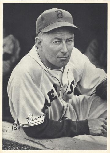 1940 Boston Red Sox Picture Pack #NNO Doc Cramer Front