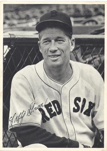 1940 Boston Red Sox Picture Pack #NNO Lefty Grove Front