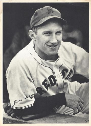 1940 Boston Red Sox Picture Pack #NNO Jim Tabor Front