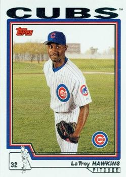 2004 Topps #614 LaTroy Hawkins Front