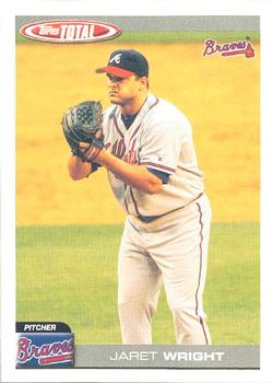 2004 Topps Total #304 Jaret Wright Front