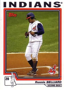 2004 Topps Traded & Rookies #T26 Ronnie Belliard Front