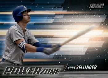2018 Topps Stadium Club Special Forces #SF-CB Cody Bellinger Los Angeles Dodgers