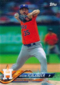 9e578cafb61 2018 Topps On-Demand 3D  13 Justin Verlander Front