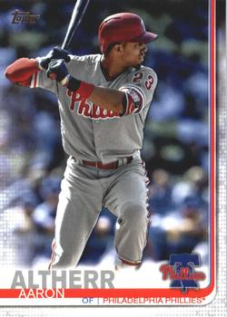 2019 Topps #534 Aaron Altherr Front