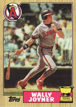 Wally Joyner Gallery | The Trading Card Database