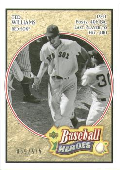 Scottzoes Ted Williams Collection By Scottzoe The Trading