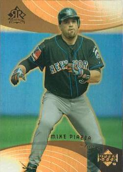 2005 Upper Deck Reflections #88 Mike Piazza Front