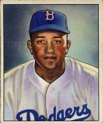 1950 Bowman #23 Don Newcombe Front