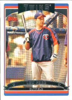 2006 Topps #334 Lew Ford Front