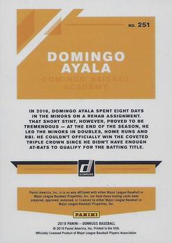 Domingo Ayala Gallery The Trading Card Database