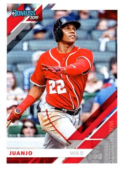 2019 Donruss Baseball The Trading Card Database