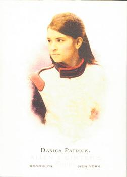 2006 Topps Allen & Ginter #305 Danica Patrick Front
