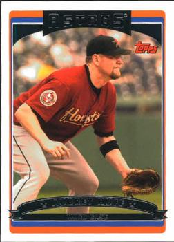 2006 Topps Updates & Highlights #UH36 Aubrey Huff Front