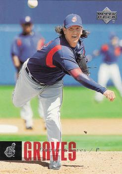 2006 Upper Deck #583 Danny Graves Front