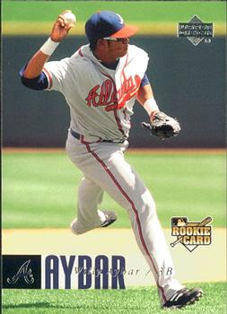 2006 Upper Deck #1010 Willy Aybar Front