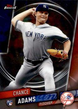 Chance Adams Gallery The Trading Card Database