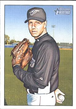 2007 Bowman Heritage #188 Roy Halladay Front