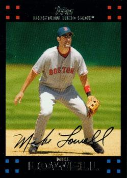 2007 Topps #83 Mike Lowell Front