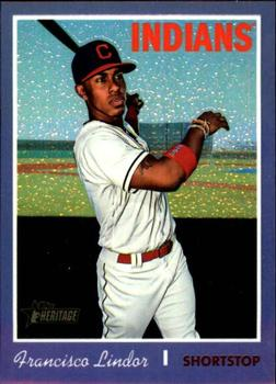 Francisco Lindor Gallery The Trading Card Database