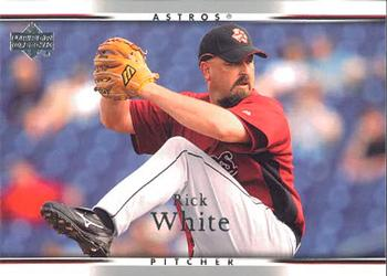 2007 Upper Deck #731 Rick White Front