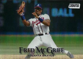 2019 Stadium Club - Rainbow Foilboard #16 Fred McGriff Front
