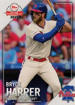 2019 Topps National Baseball Card Day Incentive Cards