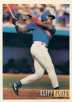 1993 Bowman #128 Cliff Floyd Front