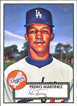 Pedro Martinez Gallery The Trading Card Database