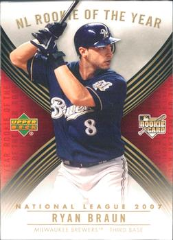 Ryan Braun Gallery The Trading Card Database