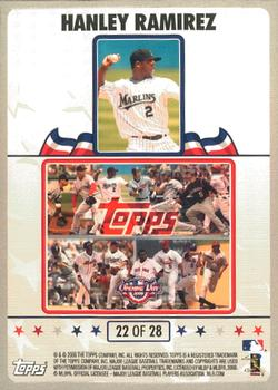2008 Topps Opening Day Puzzle Baseball Gallery The