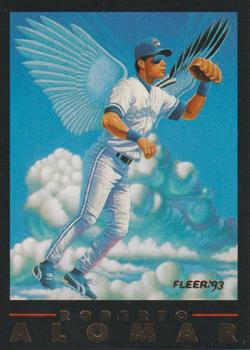 1993 Fleer Provisions I Baseball Gallery The Trading