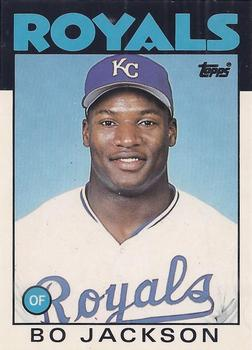 My Top 10 Favorite Bo Jackson Cards 1986 1989 That I Own By