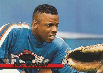 1993 Stadium Club #514 Doc Gooden Front