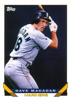 1993 Topps Traded #106T Dave Magadan Front