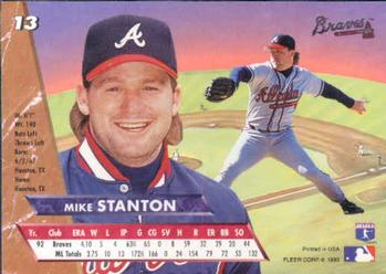 Mike Stanton Stats, Fantasy & News | MLB.com