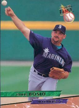 1993 Ultra #614 Chris Bosio Front