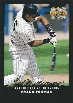 Frank Thomas Gallery The Trading Card Database