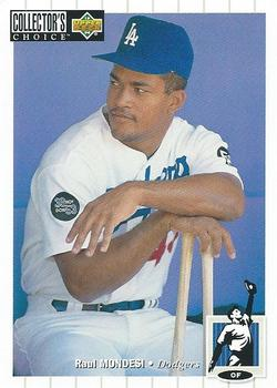 1994 Collector's Choice #209 Raul Mondesi Front