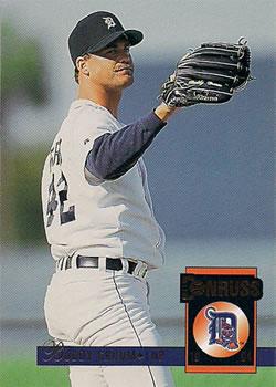 1994 Donruss #637 Buddy Groom Front